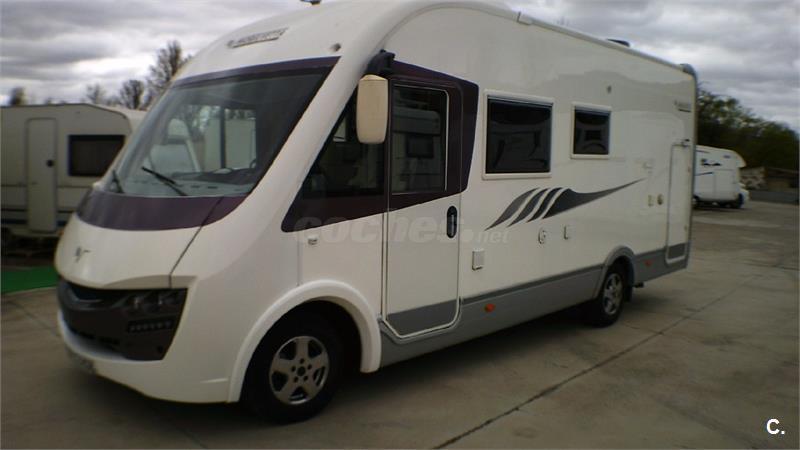 Autocaravana Mobilvetta k-yatch 88