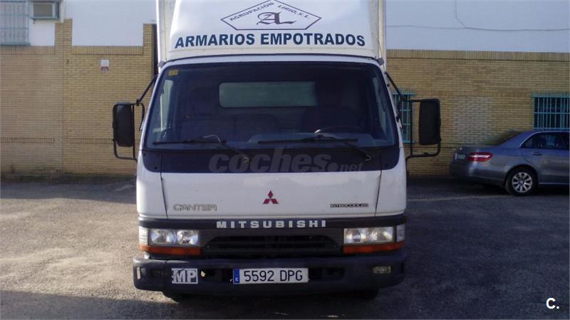 camion 3500 kg. caja cerrada