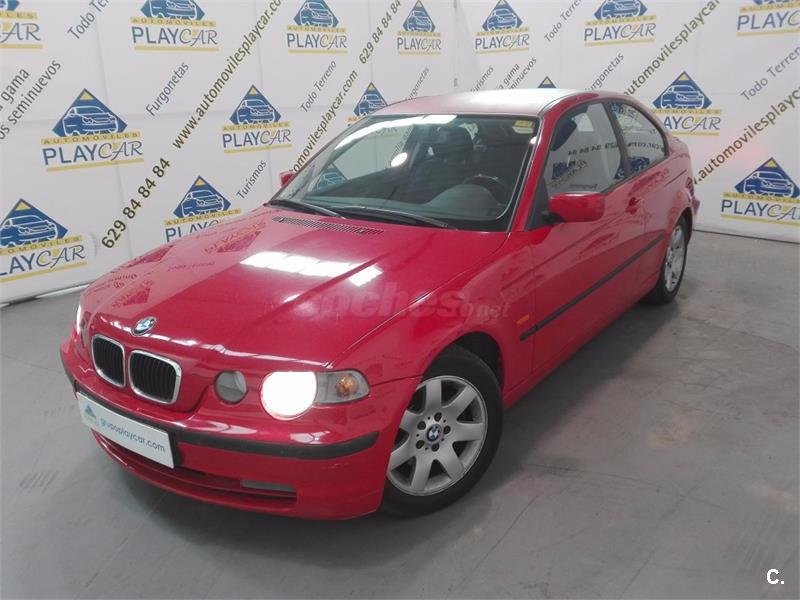 BMW Compact 320td Compact 3p.