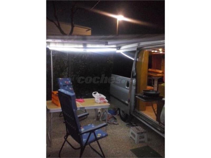 Ford Transit Autocaravana Camper