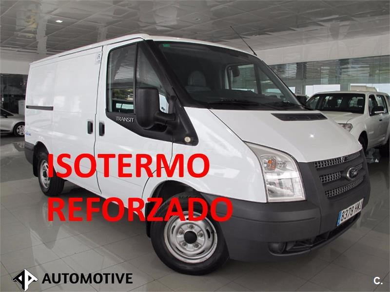 FORD TRANSIT 100T250S ISOTERMO REFORZADO