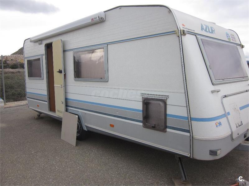 Vendo Caravana Knaus Azur 500