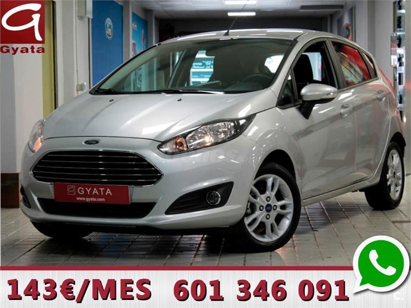 FORD Fiesta 1.25 Duratec 82cv Trend 5p 5p.