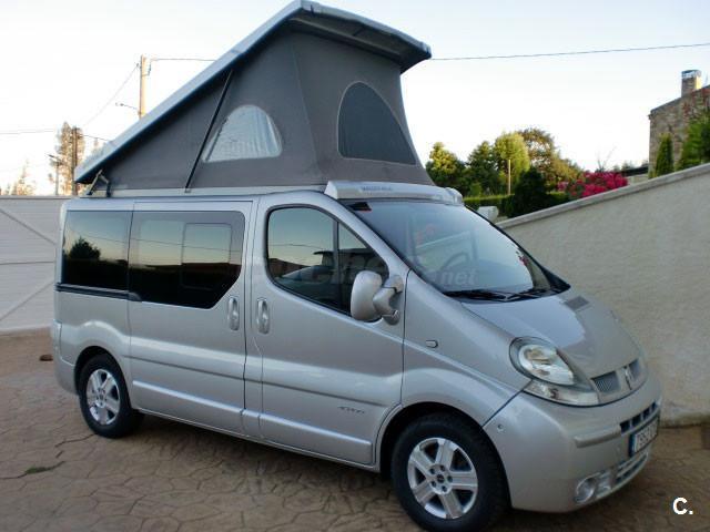 Caravans-Wohnm Renault Trafic Camper California