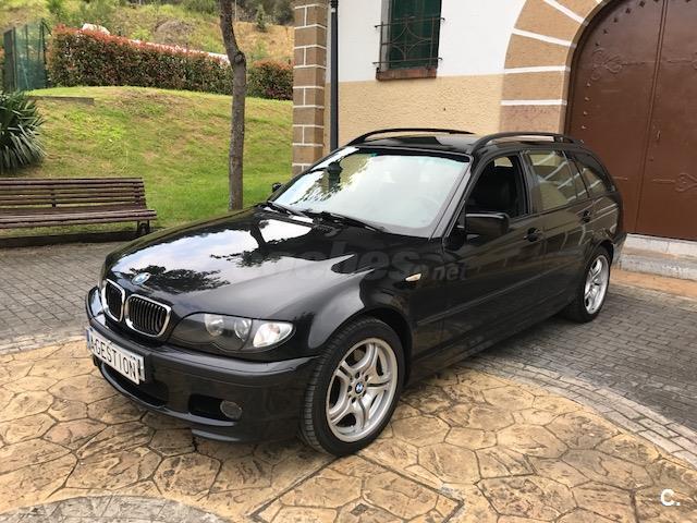 BMW Serie 3 330xd Touring 5p.