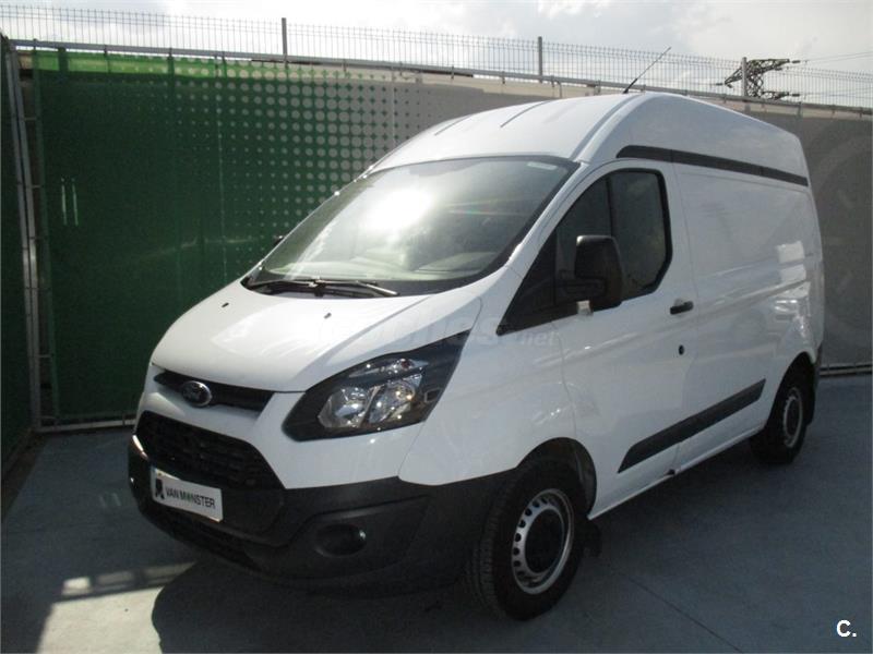 FORD Transit Custom Van 2.2 TDCI 100cv 250 L1 Ambiente 4p.