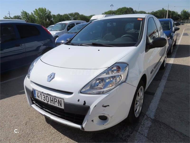 RENAULT Clio III Societe Collection 2013 dCi 75 E5