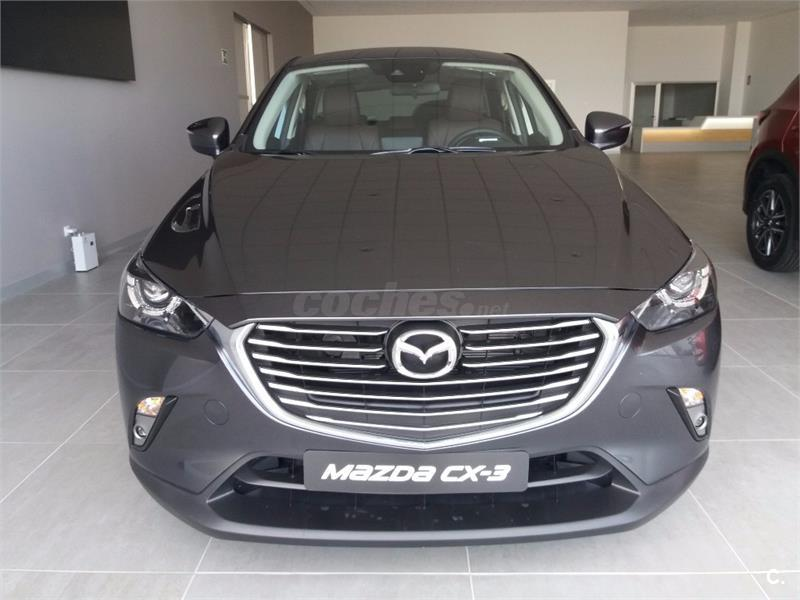 MAZDA CX3 2.0 SKYACTIV GE 88kW Luxury 2WD 5p.