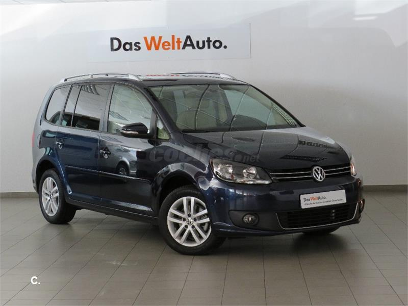 VOLKSWAGEN Touran Advance 1.6 TDI 105CV BMT 5p.