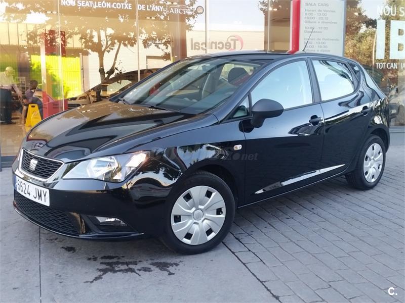 SEAT Ibiza 1.4 TDI 90cv Reference Plus 5p.