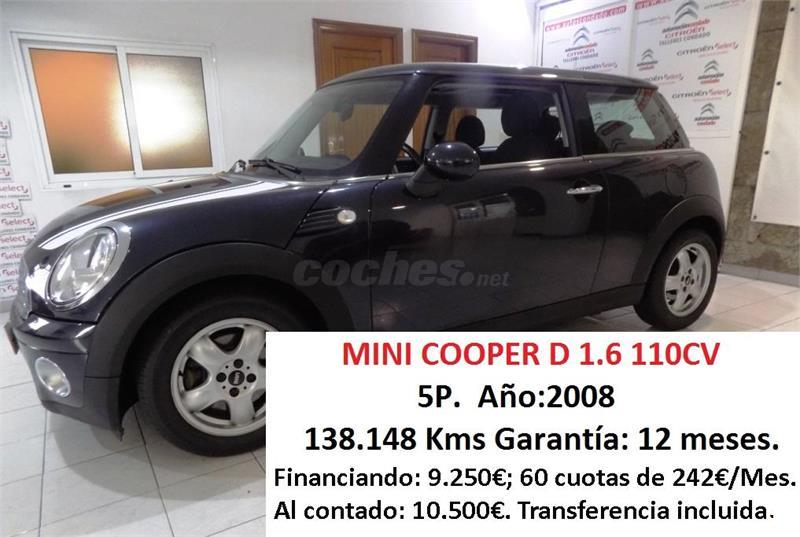 MINI MINI Cooper D 3p.