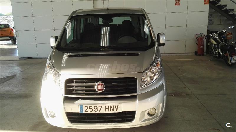 FIAT Scudo 2.0 MJT 130cv 10 Executive Largo 89 EU5
