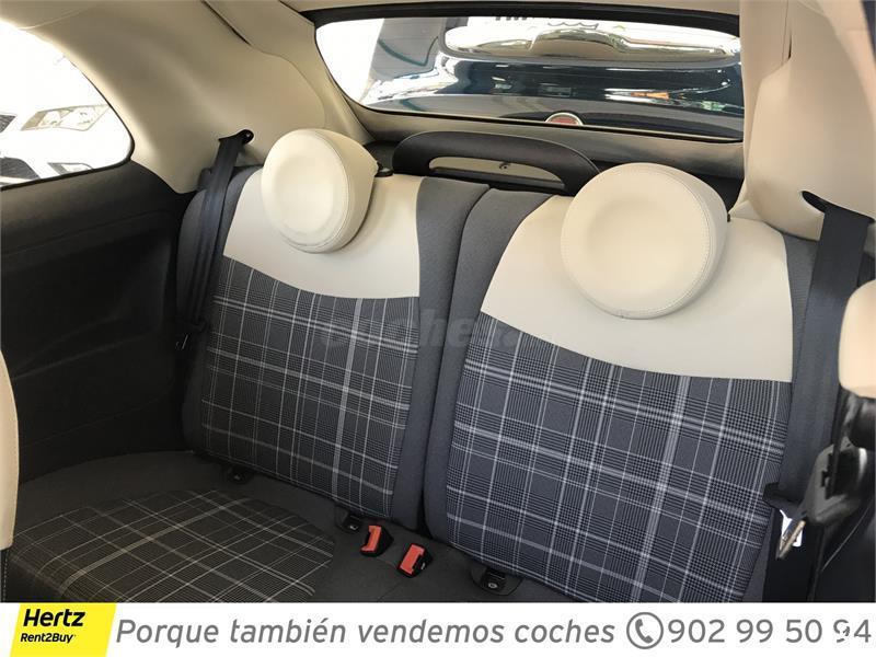 FIAT FIAT FIAT 500 CABRIO 1.2 8V 69CV LOUNGE E6