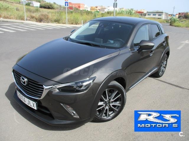 MAZDA CX3 1.5 SKYACTIV DE 77kW Luxury 2WD 5p.