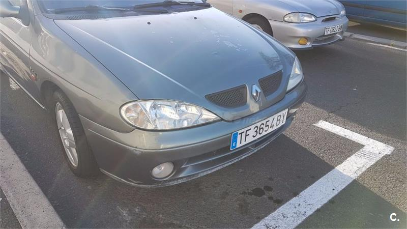 RENAULT Mégane COUPE SPORT 1.4 16V 2p.