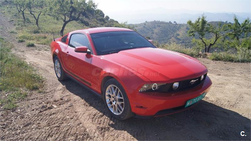 FORD Mustang 2.3 EcoBoost 314cv Mustang Aut. Fastb. 2p.
