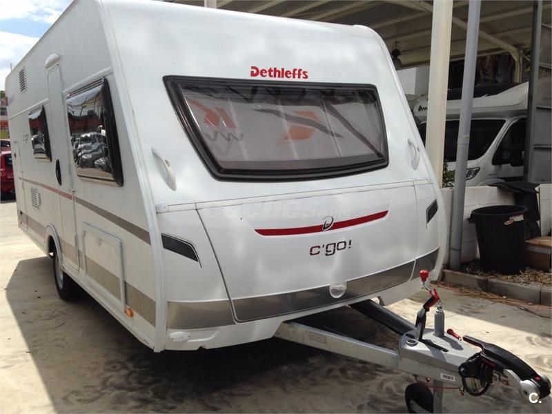 CARAVANA DETHLEFFS C GO 495 QSK 5PZ