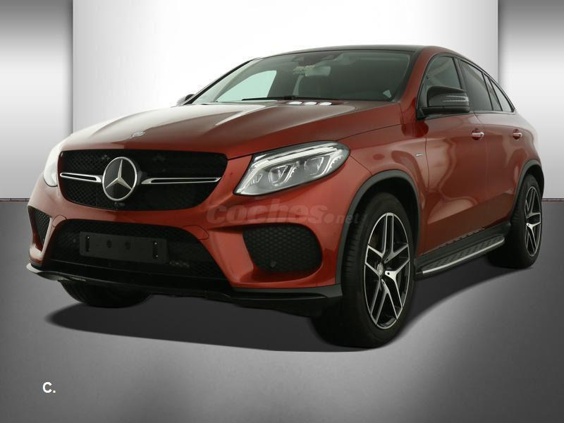 MERCEDES-BENZ Clase GLE Coupe GLE 450 AMG 4MATIC 5p.