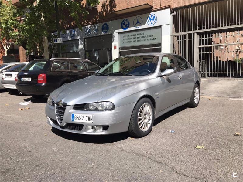 ALFA ROMEO 156 1.9 JTD Impression 4p.