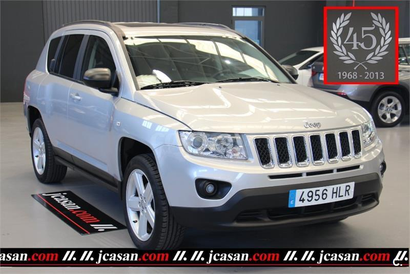 JEEP Compass 2.2 CRD Limited 4x2 136 CV 5p.