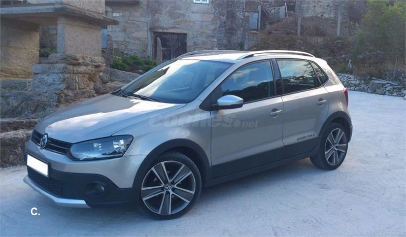 VOLKSWAGEN Polo 1.6 TDI 90cv Cross 5p.