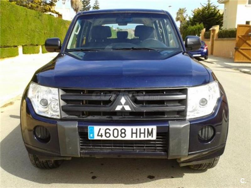 MITSUBISHI Montero 3.2 DID Motion 5p.