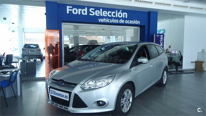FORD Focus 1.6 TIVCT 125cv Trend Sportbreak 5p.