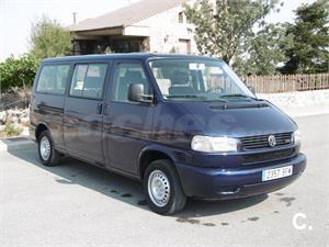 VOLKSWAGEN Caravelle 2.5TDi Comfortline larga 8 pl 102 CV