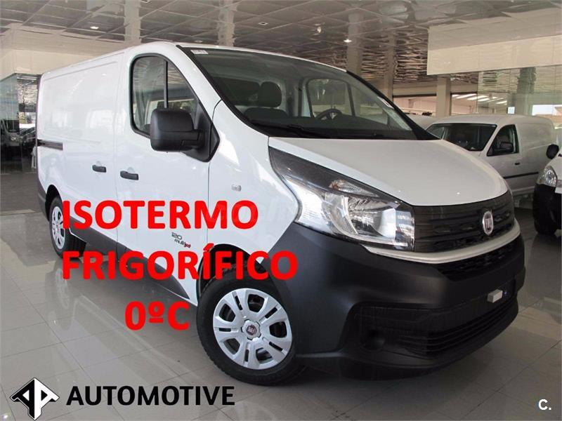 FIAT TALENTO 1.6 MULTIJET L1H1 ISOTERMO FRIGORÍFICO 0ºC