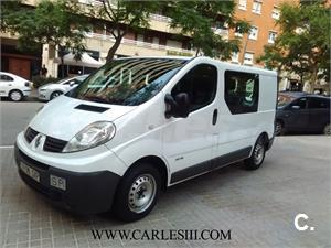 RENAULT Trafic Clima Combi 6 2.0dCi 115