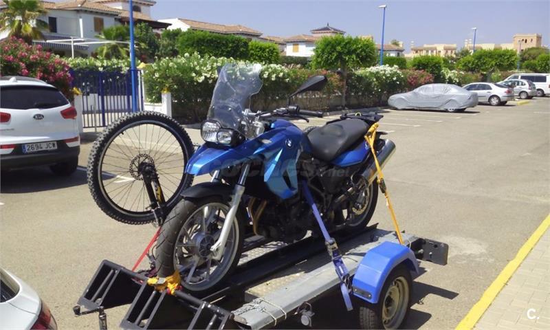 Remolque de motos