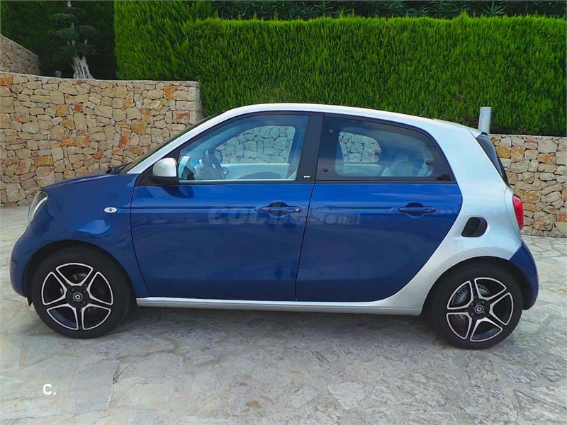SMART forfour 1.0 52kW 71CV SS PROXY 5p.