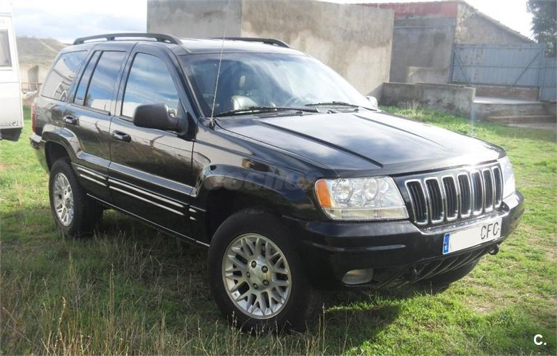 JEEP Grand Cherokee 4.7 V8 Limited AM 2001 5p.