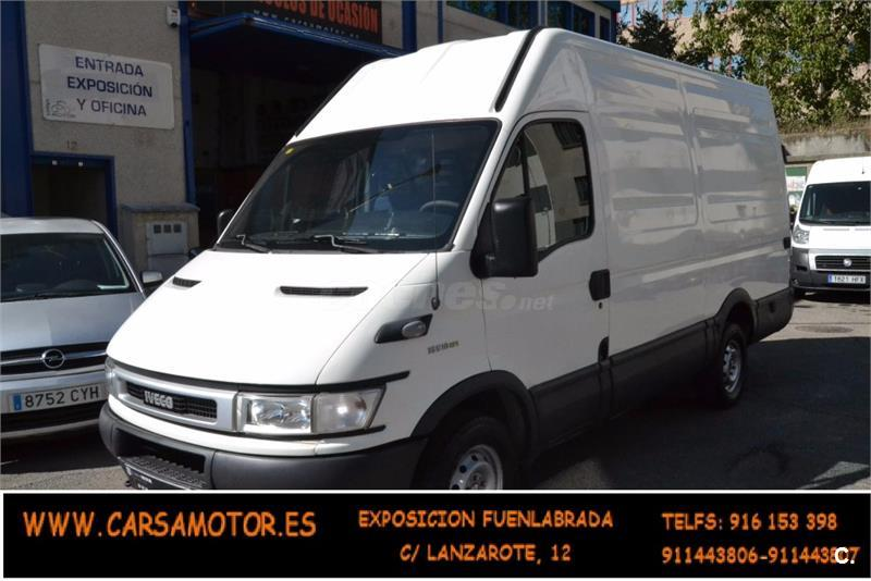 IVECO Daily 35 S 10 D 3450 RS