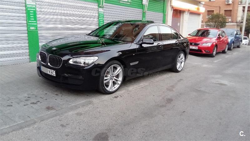 BMW Serie 7 740d xDrive 4p.