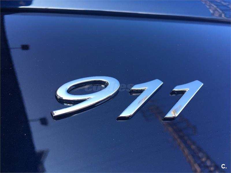 PORSCHE 911 Carrera 4 Coupe 325cv 2p.