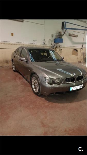 BMW Serie 7 740d 4p.