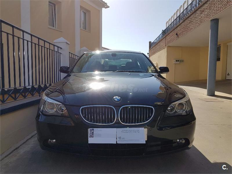 BMW Serie 5 530I 4p.