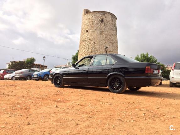 BMW Serie 5 525TDS 4p.