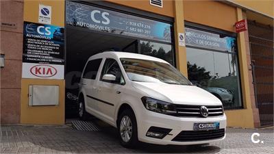 VOLKSWAGEN Caddy Trendline BlueMotion 2.0 TDI 75kW