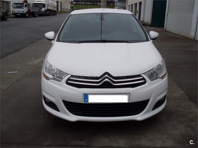 CITROEN C4 1.6 HDi 90cv Seduction 5p.