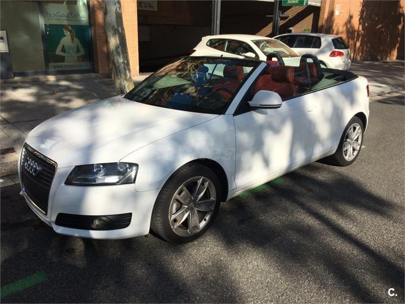 AUDI A3 Cabrio 2.0 TDI DPF Attraction 2p.