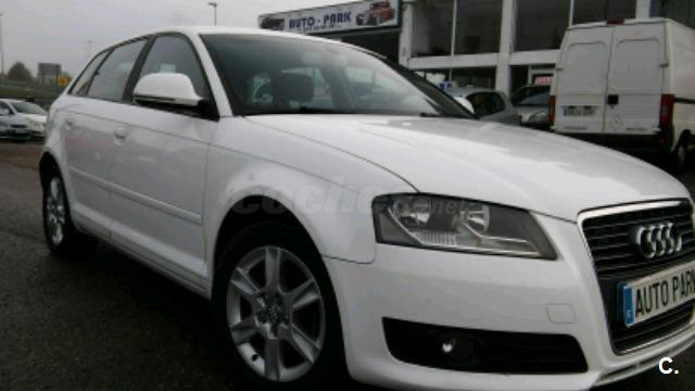 AUDI A3 Sportback 1.6 TDI Attraction 5p.