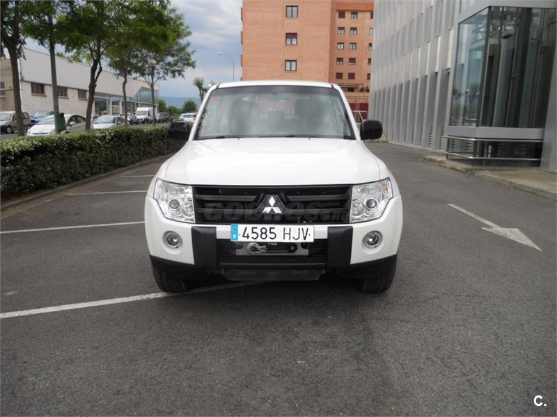 MITSUBISHI Montero 3.2 DID Motion 3p.
