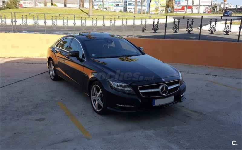 MERCEDES-BENZ Clase CLS CLS 350 CDI BlueEFFICIENCY 4p.