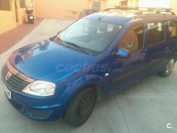 DACIA Logan Break Laureate 1.5 DCi 85cv 7 plazas 5p.