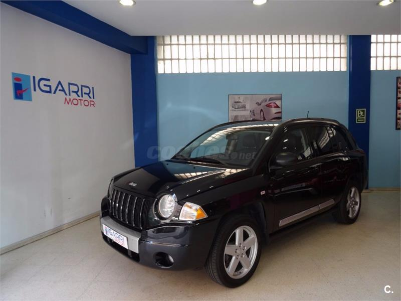 JEEP Compass 2.2 CRD Limited 4x4 163 CV 5p.