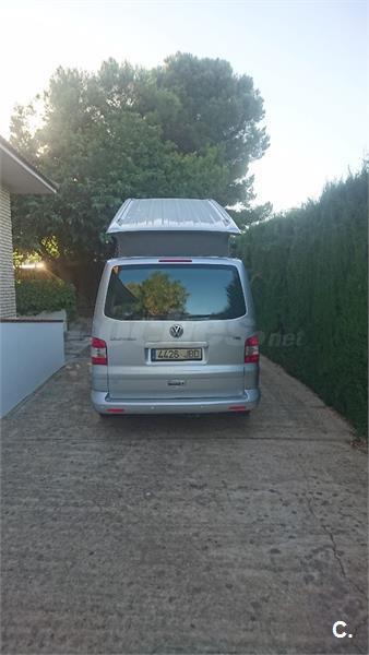 Volkswagen California T5 Comfortline 130 CV Tiptronic