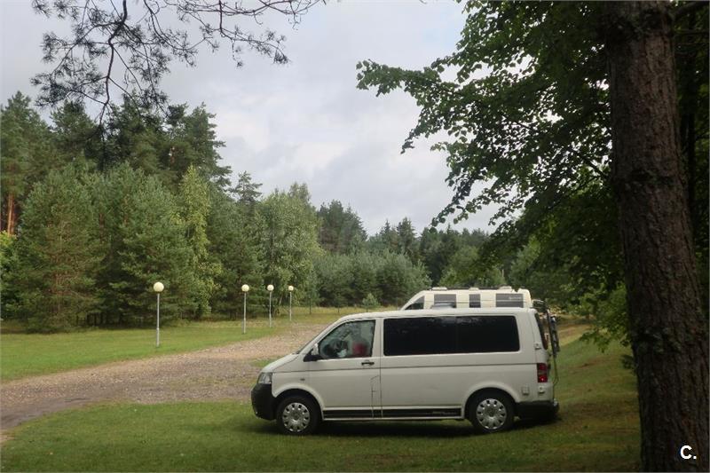 Furgoneta Camper. VW Transporter T5 1.9. 102CV