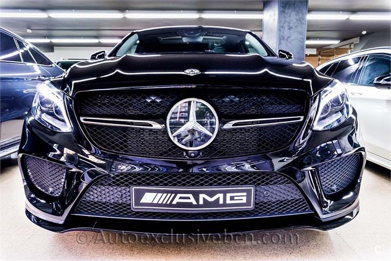 MERCEDES-BENZ Clase GLE Coupe MercedesAMG GLE 43 4MATIC 5p.